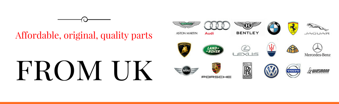 Original, Affordable Auto Parts from the UK